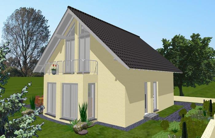 Lyra haus modernes landhaus for Modernes landhaus